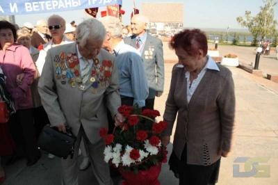 Возложение в честь окончания Второй мировой войны 2.09.2010-7