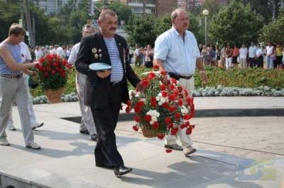 Празднование ВДВ 2010-15