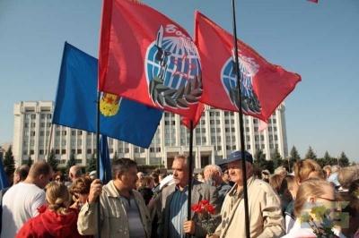 Возложение в честь окончания Второй мировой войны 2.09.2010-2