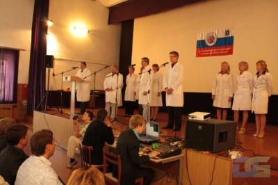 Госпиталь ВВ. Встреча с Азаровым 3.09.2010-1