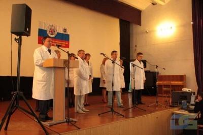 Госпиталь ВВ. Встреча с Азаровым 3.09.2010-6