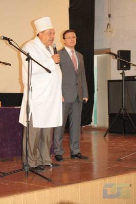 Госпиталь ВВ. Встреча с Азаровым 3.09.2010-10