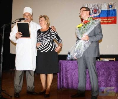 Госпиталь ВВ. Встреча с Азаровым 3.09.2010-16