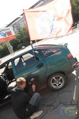 Автопробег-8