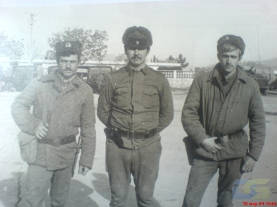 Афганистан 1979-81г.-18