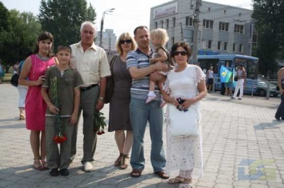 Празднование ВДВ 2010-3